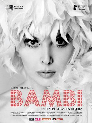 Affiche Bambi Sébastien Lifshitz Documentaire-transgenre