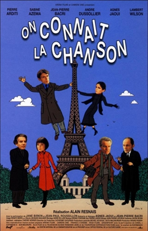 affiche-on-connait-la-chanson-resnais