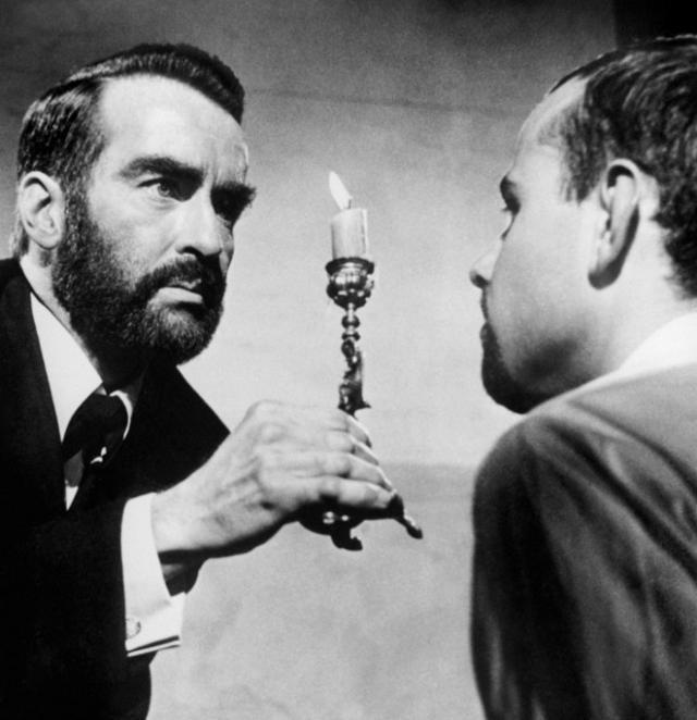 Freud passions secrètes Montgomery Clift John Houston Psychanalyse