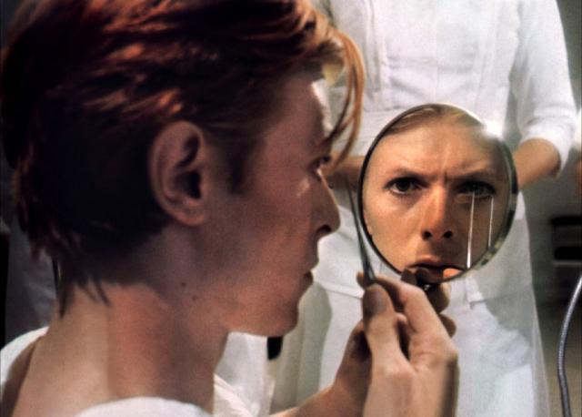 Nicolas Roeg David Bowie l'homme qui venait d'ailleurs