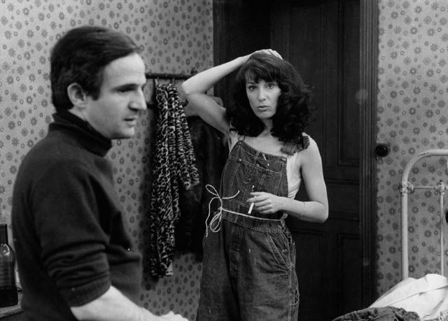 Bernadette Lafont François Truffaut Une belle fille comme moi
